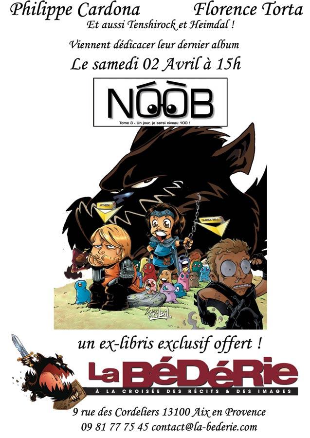 Affiche Noobs